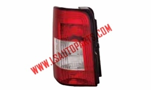 PARTNER '03-'07 TAIL LAMP  2 GATE CRYSTAL