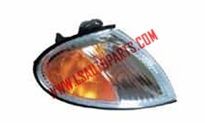 ELANTRA '97-98 CORNER LAMP YELLOW