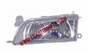 COROLLA AE100'92-'94 HEAD LAMP CRYSTAL