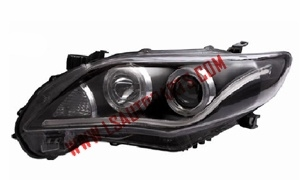 COROLLA'10 HEAD LAMP LIGHT BAR