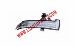W204'05 SIDE LAMP OF DOOR MIRROR