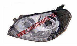 GX110'01-'03 HEAD LAMP WHITE CORNER LED