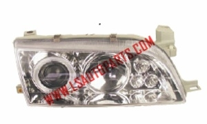 COROLLA AE-101'99 HEAD LAMP (CLEAR)