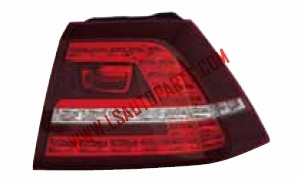 GOLF VII GTI'13 TAIL LAMP LED