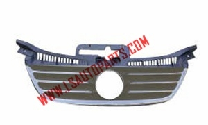 TOURAN'03-'05 GRILLE WITH CHROMED PART