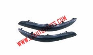 TOURAN'06-'10 FRONT BUMPER SIDE STRIPE
