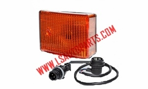 ACTROS'96-'02 MP1 FOG LAMP WITH SOCKET