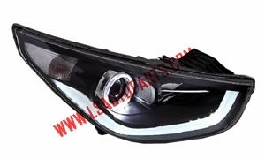 IX 35'09-'13 HEAD LAMP LED MODEL 2