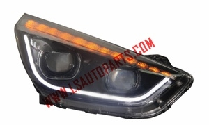 IX 35'09-'13 HEAD LAMP LED MODEL 4