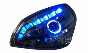 TUCSON '04 HEAD LAMP LED