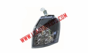 STARLET EP90'96 CORNER LAMP CRYSTAL BLACK LED