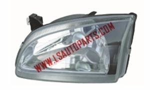 STARLET EP90'96 HEAD LAMP CRYSTAL BLACK