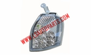 STARLET EP90'96 CORNER LAMP CRYSTAL WHITE LED