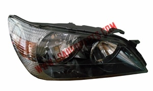 ALTEZZA'98-'05/LEXUS IS/RS HEAD LAMP BLACK