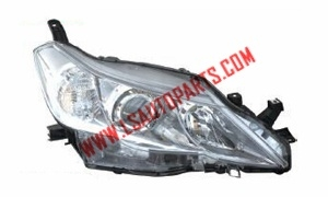 REIZ'10 HEAD LAMP BLACK