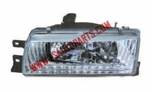COROLLA AE92'88-'91 HEAD LAMP LED(CRYSTAL)