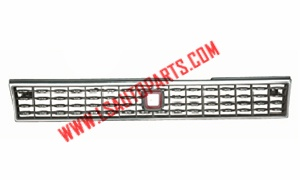 COROLLA AE92'88-'91 FRONT GRILLE