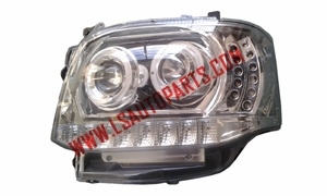 HIACE'11 HEAD LAMP LED WHITE