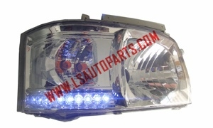 HIACE'05 HEAD LAMP LED WHITE