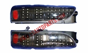 HIACE'05 TAIL LAMP(LED) ALL BLACK
