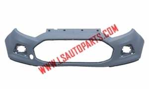 ECOSPORT'13 FRONT BUMPER GRILLE(MAT GRAY/CHROMED)ECOSPORT'13 FRONT BUMPER
