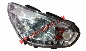 T11'10 HEAD LAMP ELECTRIC LED