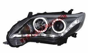 COROLLA'10 HEAD LAMP LED