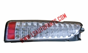 HIACE'05-'14 LED DOUBLE LIGHT SOURCE TAIL LAMP(CRYSTAL)