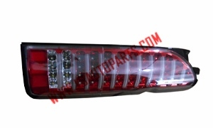 HIACE'05-'14 LED DOUBLE LIGHT SOURCE TAIL LAMP(RED BOTTOM)