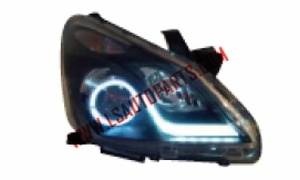 AVANZA'12 HEAD LAMP LED BLACK
