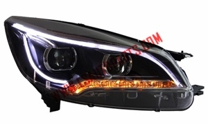 ESCAPE(KUGA)'13 HEAD LAMP Without HID  LED