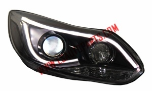 Focus'12(Four door) HEAD LAMP HID  LED 2