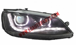 JETTA 2012 LED HEAD LAMP 2