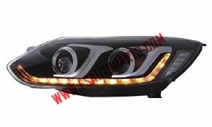 Focus'12(Four door) HEAD LAMP  D2H HID  LED 6