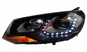 TOUAREG'11-'13 HEAD LAMP LED1