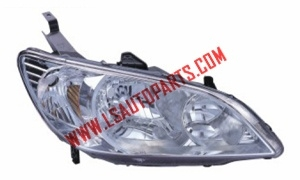 CIVIC'04-'05 USA HEAD LAMP(HB4/HB3/1157A)