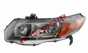 CIVIC'06-'11 2D USA HEAD LAMP(HB4/HB3/3457A)