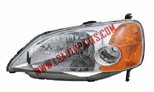 CIVIC'01-'03 USA HEAD LAMP(HB2/7443/W5W)