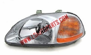 CIVIC'96-'98 USA HEAD LAMP(HB2/1157A)