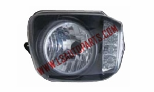 JIMLY'01 HEAD LAMP BLACK LED