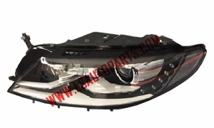 PASSAT CC'13 HEAD LAMP 11LINE LED