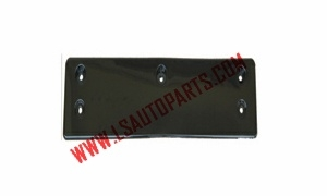 TOUAREG'03-'07 FRONT LICENSE BOARD(SHORT)