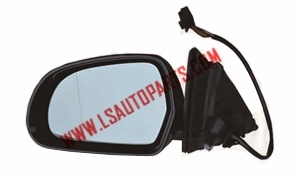 A4(B8)'07-'12 ELECTRIC SIDE MIRROR 6 LINE