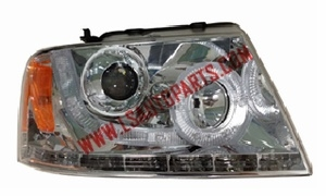 PICKUP F150'04-'08 PROJECTOR HEAD LAMP H3/H1/LED/LED