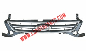 MONDEO'11 GRILLE (PAINTED/CHROMED)