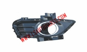 MONDEO'13 FOG LAMP COVER(HIGH LIGHT PAINTED)