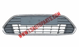 MONDEO'11 FRONT BUMPER GRILLE(CHROMED FRAMEWORK,SPRAY PAINTED)