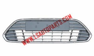 MONDEO'11 FRONT BUMPER GRILLE(ALL CHROMED,SPRAY