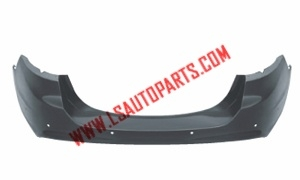 MONDEO'13 REAR BUMPER(WITH SENSOR HOLE)