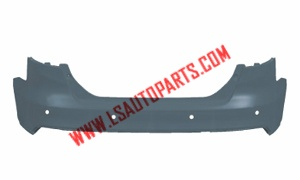 FOCUS'15 REAR BUMPER(4D/WITH RADAR HOLE)